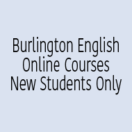 Burlington English New Student Online Courses